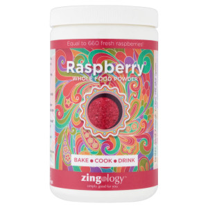 Zingology organic Raspberry powder