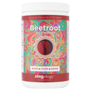 zingology organic beetroot powder