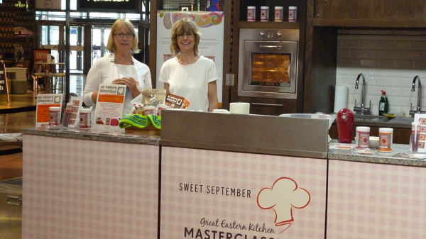 Zingology Bake Off with As Nature Intended